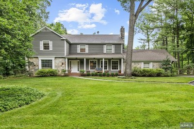 Cresskill Single Family Home For Sale: 15 Eisenhower Drive