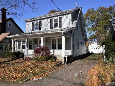 Fair Lawn Single Family Home For Sale: 12-05 Bellair Avenue