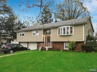 Fair Lawn Single Family Home For Sale: 31-18 Morlot Avenue