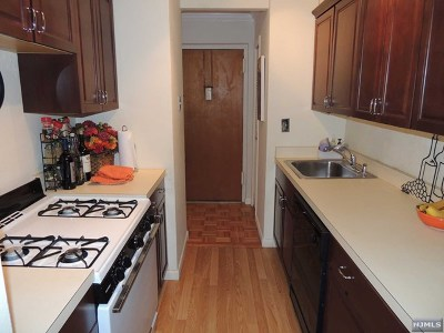 Hackensack Condo/Townhouse For Sale: 150 Overlook Avenue #8b