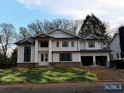 Tenafly Single Family Home For Sale: 36 Floral Terrace