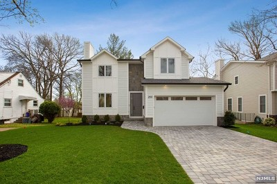 Cresskill Single Family Home For Sale: 260 Concord Street