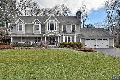 Wyckoff Single Family Home For Sale: 308 West Stevens Avenue