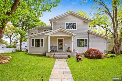 Cresskill Single Family Home For Sale: 52 7th Street