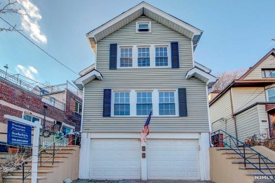 Edgewater Multi Family 2-4 For Sale: 358-360 Undercliff Avenue