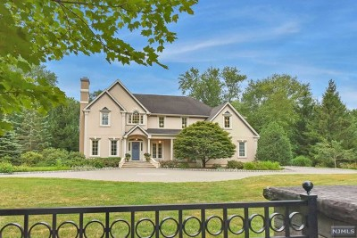 Franklin Lakes Single Family Home For Sale: 157 Pulis Avenue