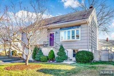 Little Ferry Single Family Home For Sale: 9 Gertz Avenue