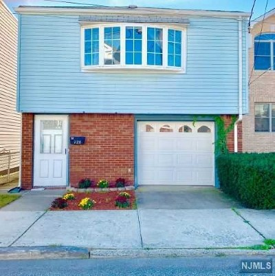 Secaucus Single Family Home For Sale: 728 1st Street