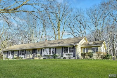 Allendale Single Family Home For Sale: 23 Stone Fence Road