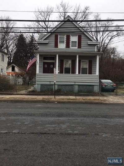 Hawthorne Multi Family 2-4 For Sale: 54 Passaic Avenue