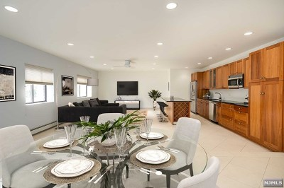 Hackensack Condo/Townhouse For Sale: 245 Anderson Street #B1