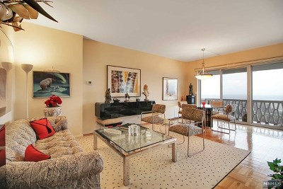 Fort Lee Condo/Townhouse For Sale: 2000 Linwood Avenue #23h