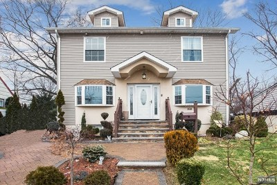 Bergenfield Single Family Home For Sale: 20 South Paula Drive