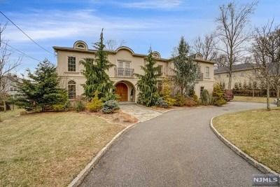 Tenafly Single Family Home For Sale: 213 Engle Street