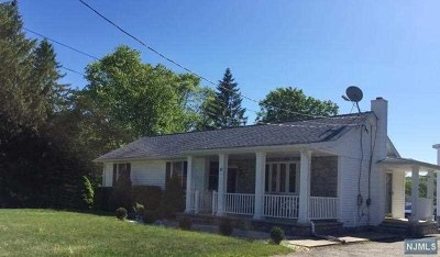 Morris County Single Family Home For Sale: 88 State Route 15