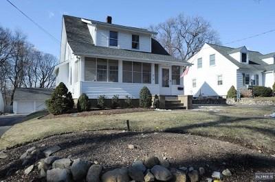 Midland Park Single Family Home For Sale: 35 Rubble Street