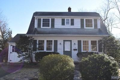 Midland Park Single Family Home For Sale: 22 Parker Place
