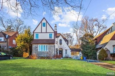 Teaneck Single Family Home For Sale: 1292 Taft Road
