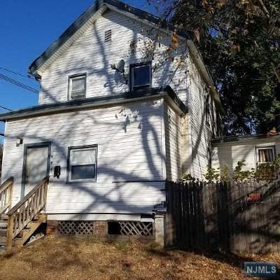 Paterson Single Family Home For Sale: 681-683 20th Avenue