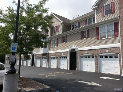 Ridgefield Park Condo/Townhouse For Sale: 9 Birch Street