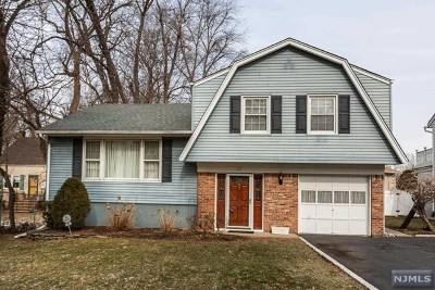 Bergenfield Single Family Home For Sale: 27 Sieber Court