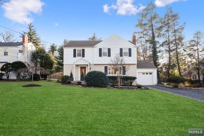 Tenafly Single Family Home For Sale: 12 Downey Drive
