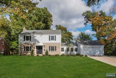 Tenafly Single Family Home For Sale: 85 Creston Avenue