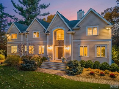 Upper Saddle River Single Family Home For Sale: 416 West Saddle River Road