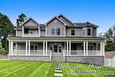 Ho-Ho-Kus Single Family Home For Sale: 109 Blauvelt Avenue