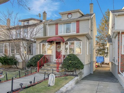Secaucus Single Family Home For Sale: 731 Humboldt Street