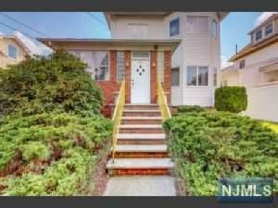 Hasbrouck Heights Single Family Home For Sale: 218 Madison Avenue