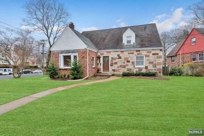 Hillsdale Single Family Home For Sale: 401 Piermont Avenue