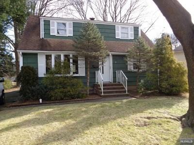 Midland Park Single Family Home For Sale: 478 Prospect Street