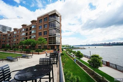 West New York Condo/Townhouse For Sale: 20 Ave At Port Imperial #435