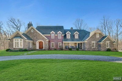 Passaic County Single Family Home For Sale: 176 Rockburn Pass
