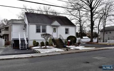 Little Ferry Single Family Home For Sale: 17 Union Avenue