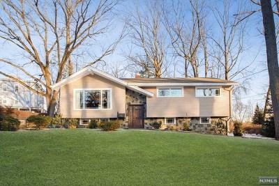 Park Ridge Single Family Home For Sale: 52 Oak Avenue