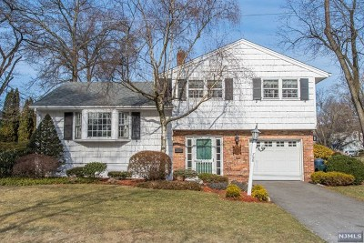 Oradell Single Family Home For Sale: 796 Martin Avenue