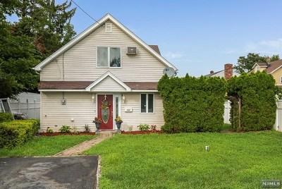 Paterson Single Family Home For Sale: 134-136 Emerson Avenue