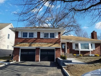 Fair Lawn Single Family Home For Sale: 16-41 Parmelee Avenue