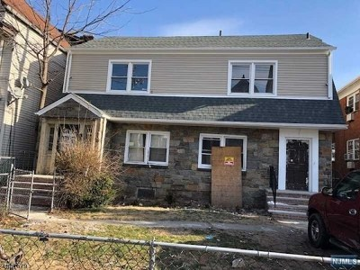 Essex County Multi Family 2-4 For Sale: 96 Myrtle Avenue