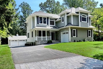 Wyckoff Single Family Home For Sale: 632 Lawlins Road