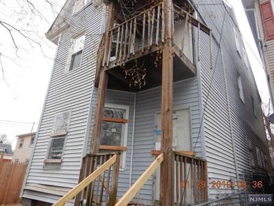 Paterson Multi Family 2-4 For Sale: 171 Godwin Avenue