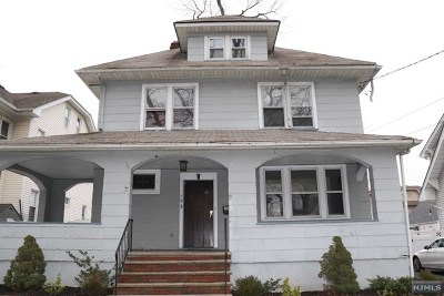 Bogota Single Family Home For Sale: 153 Palisade Avenue
