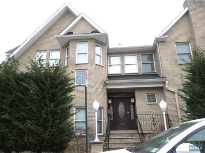 Fort Lee Single Family Home For Sale: 1628 William Street