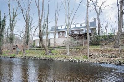 Ho-Ho-Kus Single Family Home For Sale: 770 East Saddle River Road