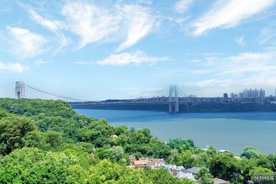 Fort Lee Condo/Townhouse For Sale: 3 Horizon Road #821