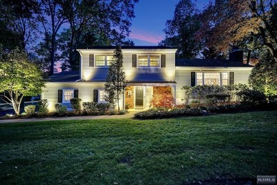 Wyckoff Single Family Home For Sale: 241 Wilson Place