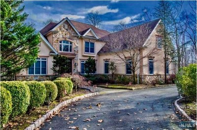 Morris County Single Family Home For Sale: 61 Stony Brook Road