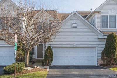 Paramus Condo/Townhouse For Sale: 12 Mulberry Court